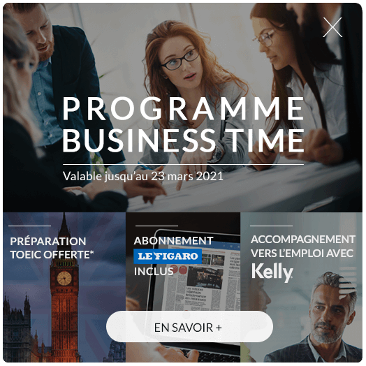 Programme Business Time
