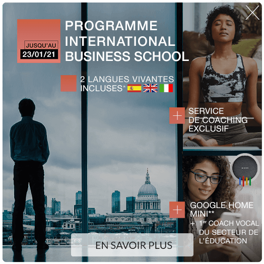 Programme International Business School