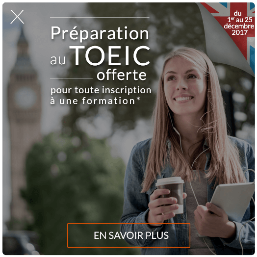 Offre TOEIC
