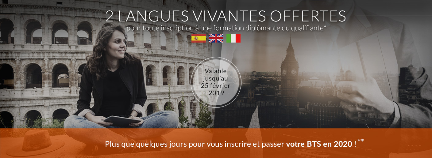 banniere International Business School pour desktop