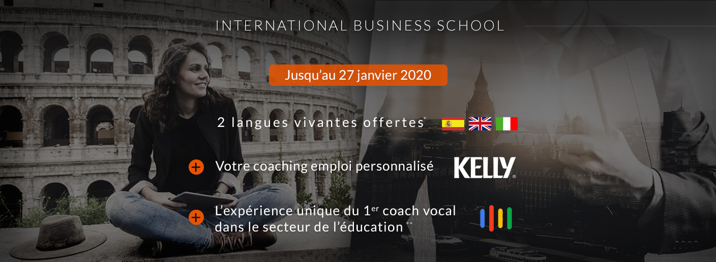 banniere International Business School